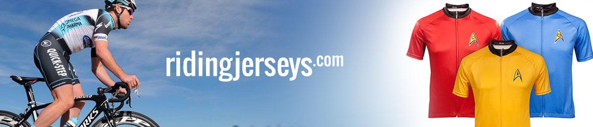 Riding Jerseys | Cycling and riding apparel